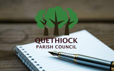 Parish Council virtual meeting 12th April 2021